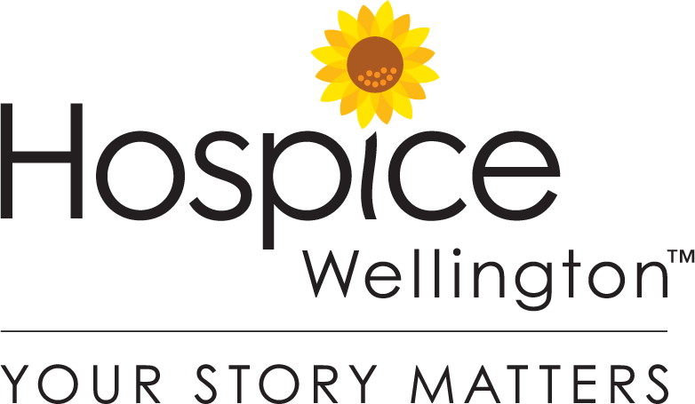 Hospice Wellington - Your Story Matters